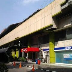Photo taken at Stasiun Gambir by Boy M. on 6/29/2013