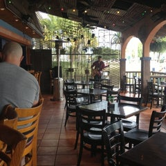 Photo taken at The Hub Baja Grill by David M. on 12/24/2012