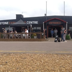 Photo taken at Silverstone Experience Centre by Brian B. on 7/20/2013