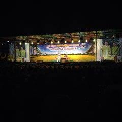 Photo taken at วัดหนองจะบก by หนึ่ง ว. on 2/9/2014