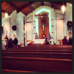 Photo taken at Mother Of Divine Providence by Carlos M. on 1/1/2013