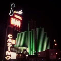 Photo taken at Sands Regency Casino & Hotel by Roman on 8/26/2013