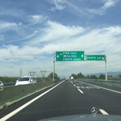 Photo taken at A11 - Prato Est by Сергей Н. on 5/4/2015