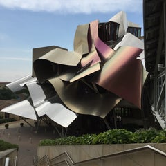 Photo taken at Hotel Marqués de Riscal by Silvie S. on 6/9/2015