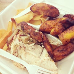 Photo taken at Chicken Rico by Emily C. on 9/15/2014