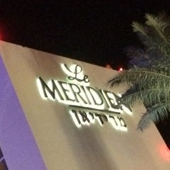 Photo taken at Le Méridien Eilat by Aleksey B. on 1/6/2014