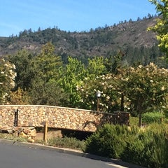 Photo taken at St. Francis Winery & Vineyards by Amelia F. on 9/6/2015