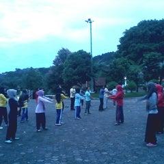 Photo taken at Bukit Bintang Baturaden by Fadly M. on 1/15/2014