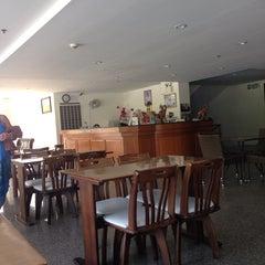 Photo taken at phu view talay resort by Marusya D. on 1/30/2014