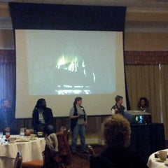 Photo taken at Hilton Garden Inn by Eric W. on 12/6/2012