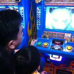 Photo taken at Timezone by Veronica K. on 10/7/2012
