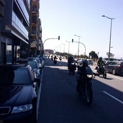 Photo taken at Avenida do Brasil by Artur F. on 8/3/2014