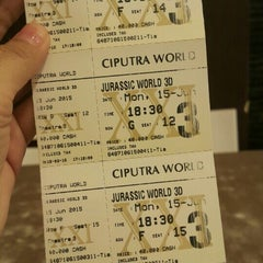 Photo taken at Premiere Ciputra World XXI by Kive on 6/15/2015
