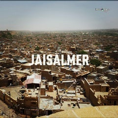 Photo taken at Jaisalmer Fort by Ankul B. on 6/24/2013