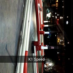 Photo taken at K1 Speed by Qusai Z. on 3/25/2014