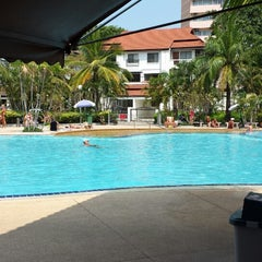 Photo taken at Jomtien View Talay  Condominiums Pattaya by Maurizio B. on 3/2/2014