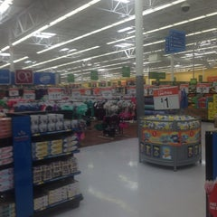 Photo taken at Walmart Supercenter by Ted M. on 4/5/2014