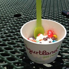 Photo taken at Yogurtland by Augie D. on 5/29/2013