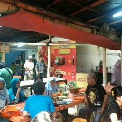Photo taken at Ayam Bakar & Goreng Brebes by Ainun Z. on 7/21/2015