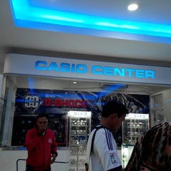 Photo taken at Casio Service & Sales Center by Zamrud on 8/28/2014
