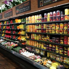 Photo taken at Whole Foods Market by Liv H. on 3/17/2013