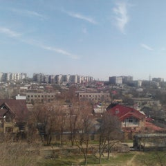 "Photo taken at Остановка ""Шумен"" by Валера В. on 3/24/2014"