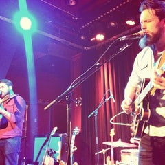 Photo taken at The Red Room @ Cafe 939 by Ben C. on 3/3/2014