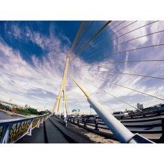 Photo taken at สะพานพระราม 3 (Rama III Bridge) by amMartini on 8/21/2015