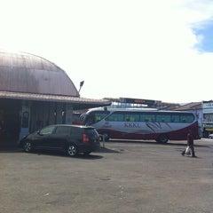 Photo taken at Terminal Bas Bentayan Muar by Helmi S. on 6/2/2013