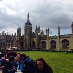 Photo taken at Cambridge by Demet K. on 7/25/2015