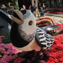 Photo taken at Bellagio Conservatory & Botanical Gardens by Ryan H. on 6/20/2013