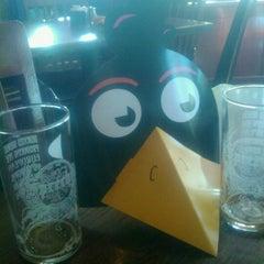 Photo taken at Sprecher's Restaurant & Pub by Robert B. on 10/12/2012