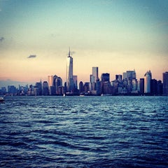 Photo taken at New York Water Taxi - Pier 11, Slip A by David N. on 6/17/2013