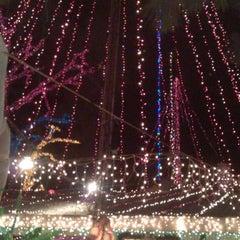 Photo taken at Christmas Light Display (christmasdisplay.org) by George M. on 12/25/2013