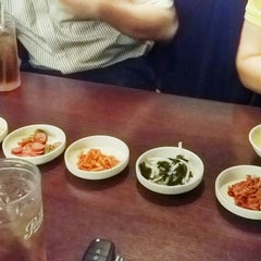Photo taken at Seoul Garden by Eric C. on 10/18/2014