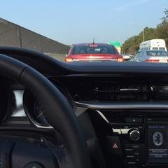 Photo taken at I-95 / I-495 Interchange by Muhammed M. on 9/4/2015