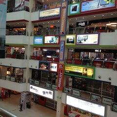 Photo taken at Funan DigitaLife Mall by Rafa P. on 2/13/2013
