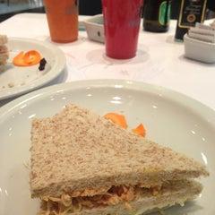 Photo taken at Marietta Café by Renato V. on 5/14/2013