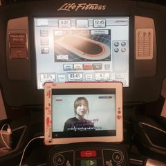 Photo taken at Fitness Centre by Ofayfayy on 10/24/2015