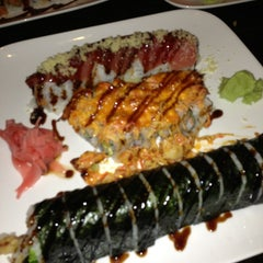 Photo taken at Mr. Sushi by Milan on 3/18/2013