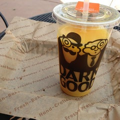 Photo taken at Einstein Bros Bagels by Jeremie M. on 7/1/2013