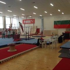 """Photo taken at Спортен комплекс """"Раковски"""" by Laika.bg on 3/29/2015"""
