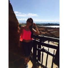 Photo taken at La Mesa de los Santos by Laurita G. on 7/25/2015