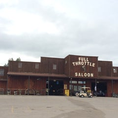Photo taken at Full Throttle Saloon by Danielle M. on 8/27/2014