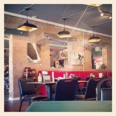 Photo taken at Caffe a la Mode by Bruce B. on 9/24/2012