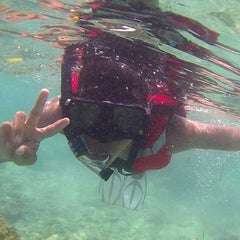 Photo taken at PULAU KAPALAI by ariff b. on 10/29/2015