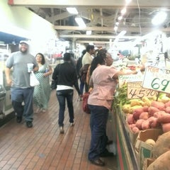 Photo taken at Northeast Market by King👑💵 on 6/7/2013