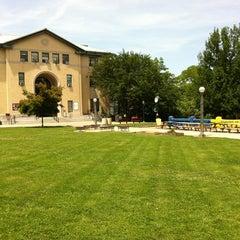 Photo taken at Carnegie Mellon University by Yulia A. on 5/19/2012