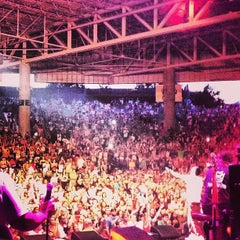 Photo taken at Xfinity Center by Allie F. on 6/2/2013