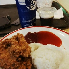 Photo taken at KFC by Maria U. on 1/17/2015